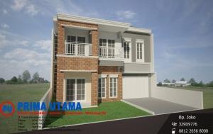 Desain Rumah Minimalis Bapak Hagni di Solo 2