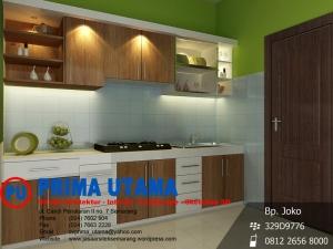 Jasa Kitchen Set di Semarang Jawa Tengah