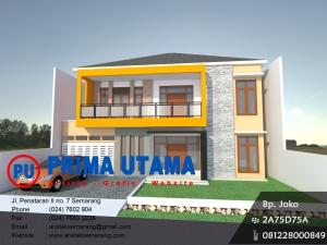 Desain Rumah Minimalis di Kudus View 2