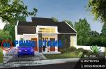 RK 012 Rumah Minimalis Type 50