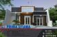 Desain Rumah Kantor Bisnis Minimalis di Semarang 1