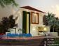 Desain Rumah Minimalis Etnik Bali di Kudus