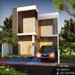 Desain Rumah Minimalis Kotak Box House di Semarang
