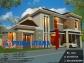 Rumah Minimalis Etnik 2 Lantai Bp. Aris di Colomadu Karanganyar