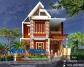 Rumah Minimalis Mediteran 2 Lantai Ibu Rani di Semarang