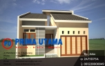 Rumah Simple Minimalis Bp. Hantomy di Magelang