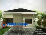 Rumah Simple Minimalis Bp. Yanto di Pati